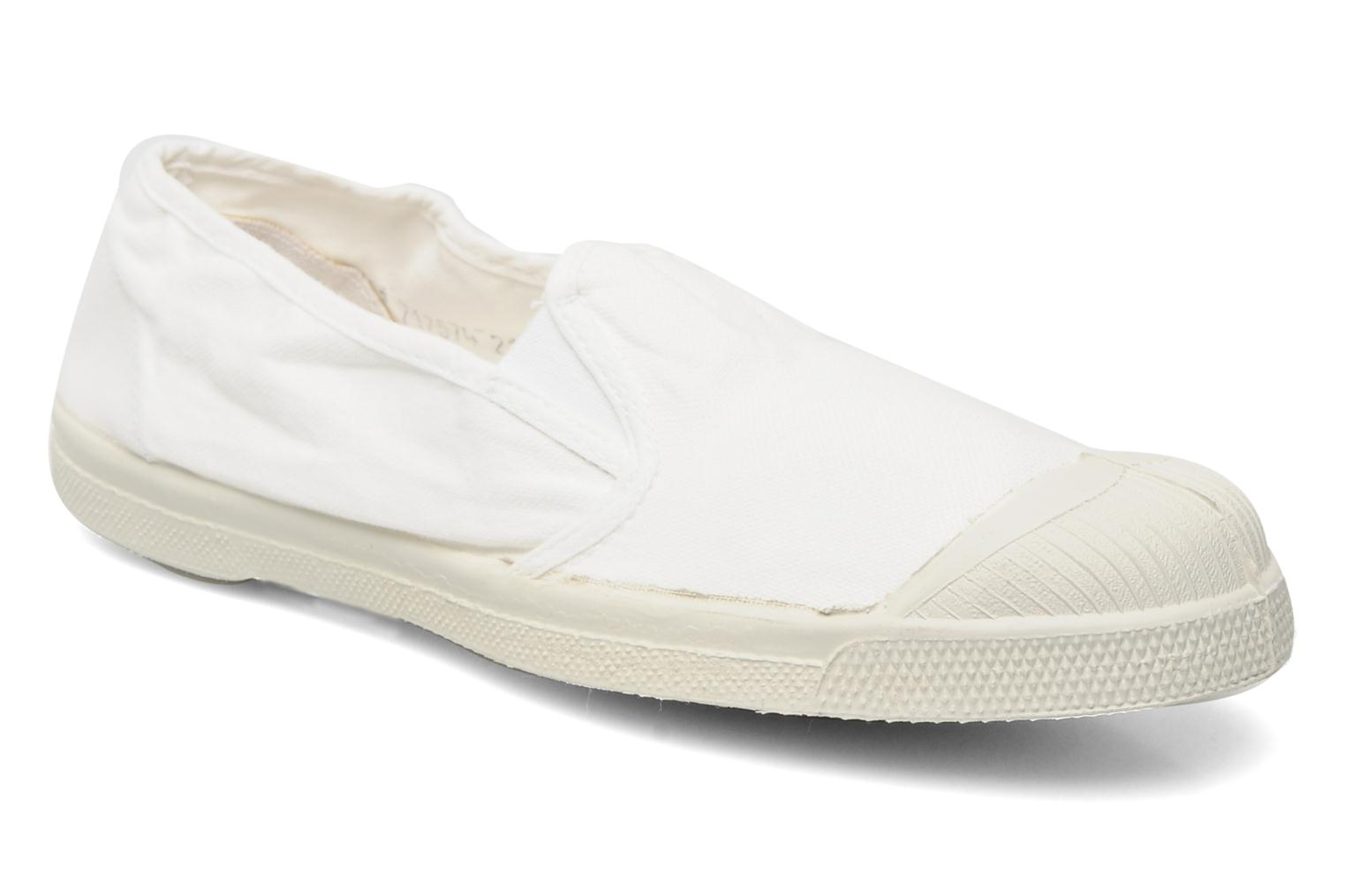 Trainers Bensimon Tennis Tommy F White detailed view/ Pair view
