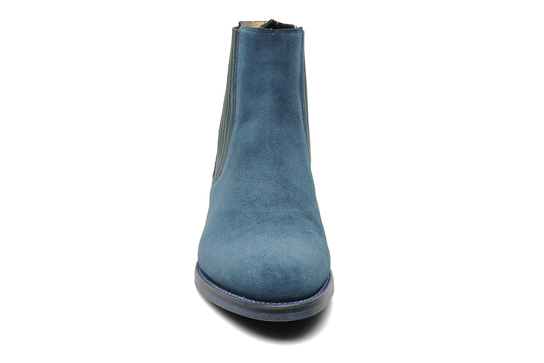 Bottines et boots Free Lance Iona 4 jodpur Bleu vue portées chaussures
