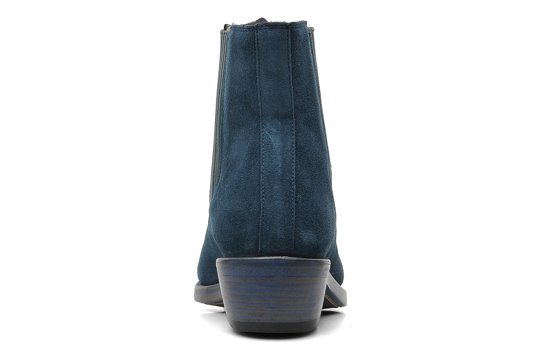 Boots en enkellaarsjes Free Lance Iona 4 jodpur Blauw rechts