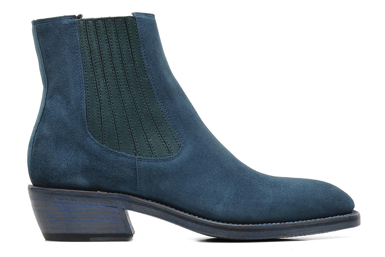 Boots en enkellaarsjes Free Lance Iona 4 jodpur Blauw achterkant