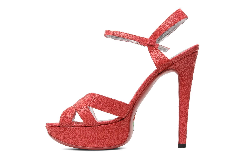 Sandalen Free Lance Emely 7 sandal rosa ansicht von vorne