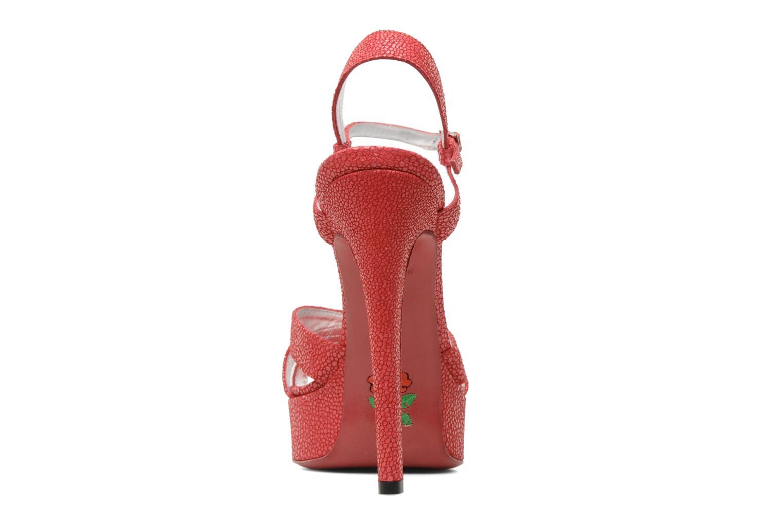Sandales et nu-pieds Free Lance Emely 7 sandal Rose vue droite