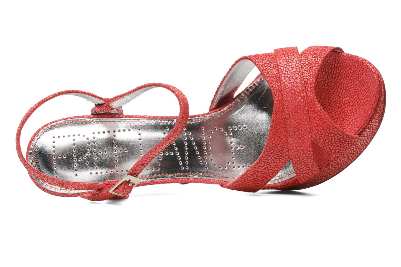 Sandales et nu-pieds Free Lance Emely 7 sandal Rose vue gauche