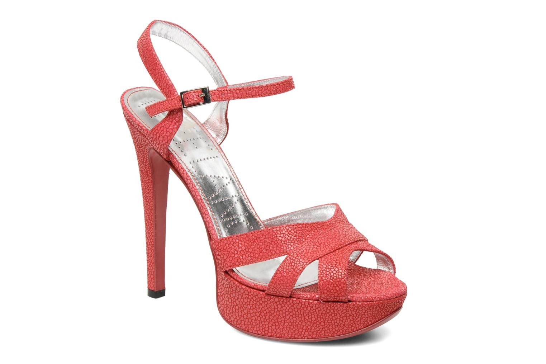 Sandales et nu-pieds Free Lance Emely 7 sandal Rose vue détail/paire