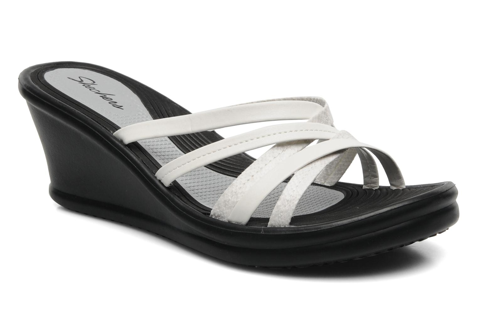 Wedges Skechers Tangled 38100 Wit detail