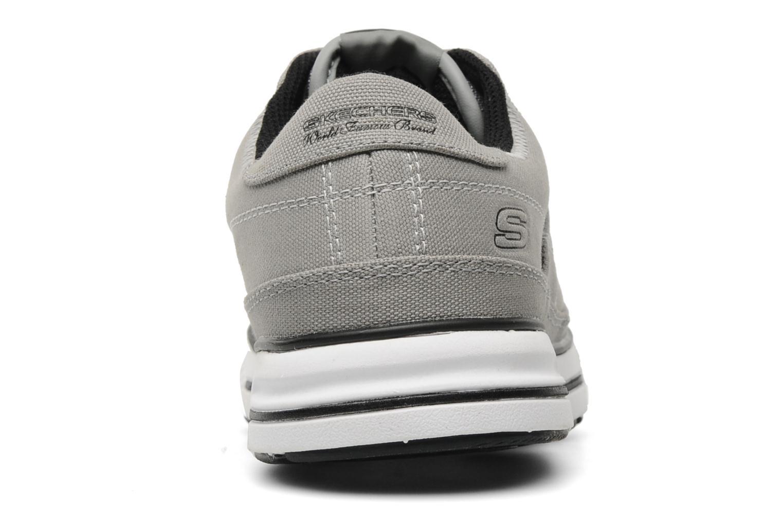 Sneakers Skechers Chat 51033 Grijs rechts