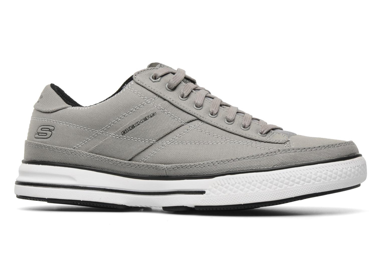 Sneakers Skechers Chat 51033 Grijs achterkant