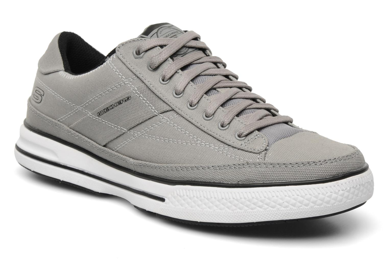 Sneakers Skechers Chat 51033 Grijs detail