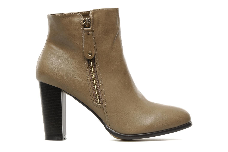 Bottines et boots Eclipse Bottine Eleonore Beige vue derrière