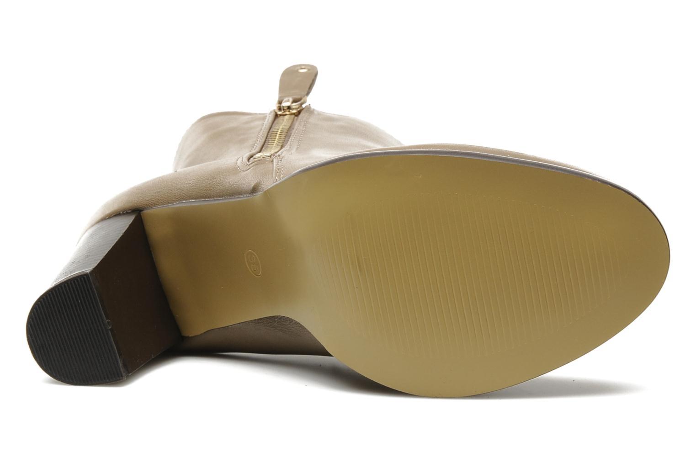 Bottines et boots Eclipse Bottine Eleonore Beige vue haut