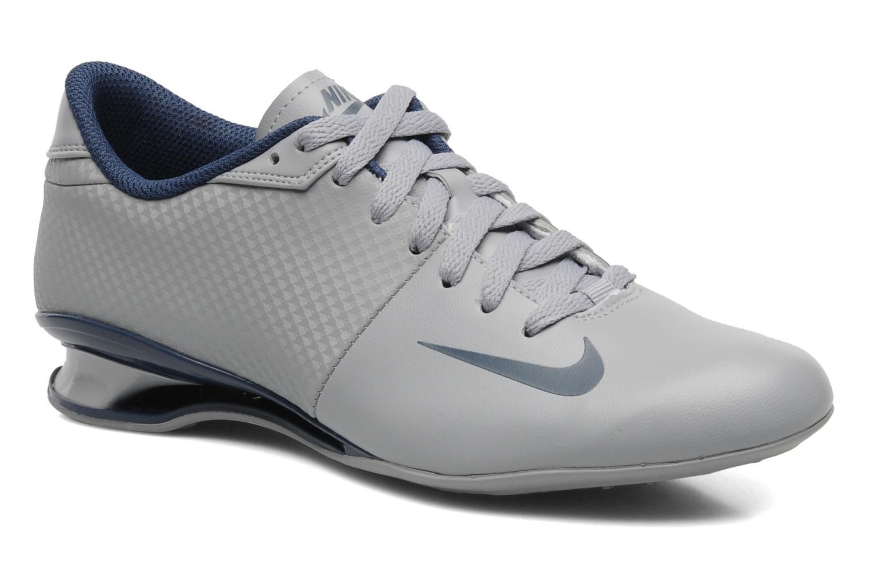 Nike Shox Agile Stadium GreySquadron Blue
