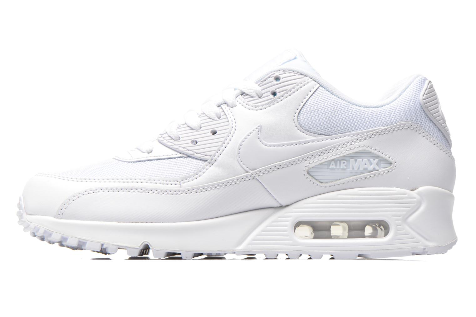 Trainers Nike Nike Air Max 90 Essential White front view