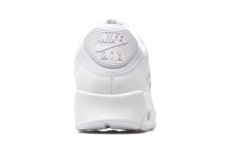 Sneaker Nike Nike Air Max 90 Essential weiß ansicht von rechts