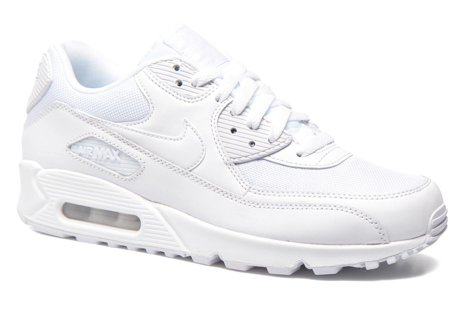 Trainers Nike Nike Air Max 90 Essential White detailed view/ Pair view
