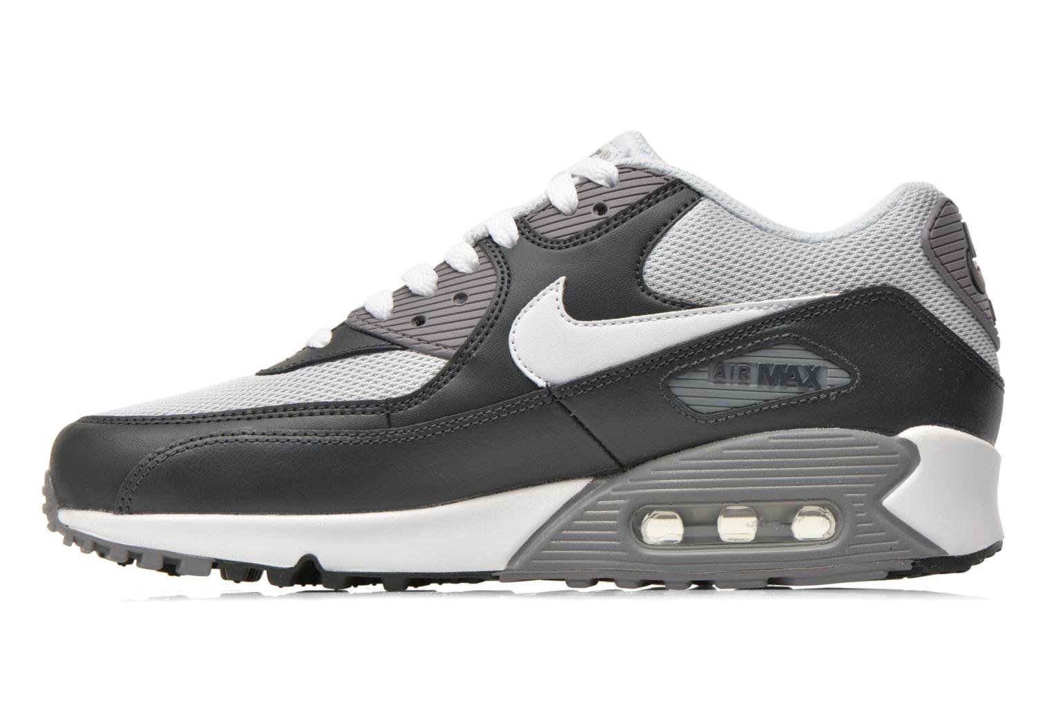 Nike Air Max 90 Essential Pr Pltnm/White-Drk Gry-Cl Gry