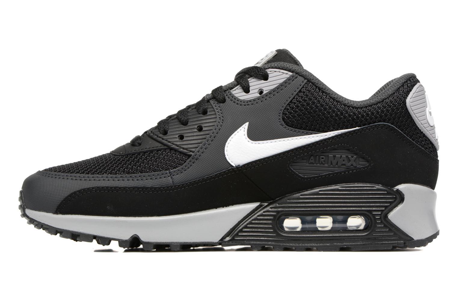 Nike Air Max 90 Essential Black/White-Anthracite-Wolf Grey