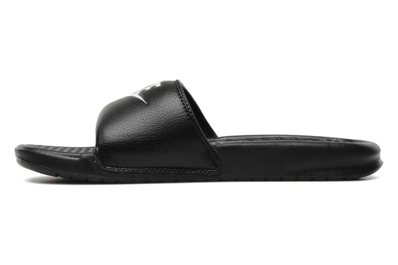 Sandaler Nike Benassi Jdi Sort se forfra
