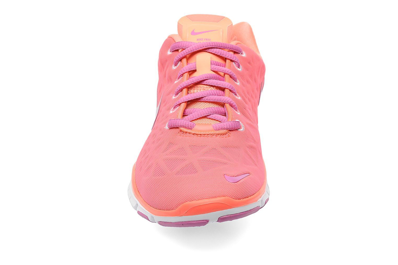 Wmns Nike Free Tr Fit 3 Atomic Rd/Clb Pink-Clb Pink-Atomic P