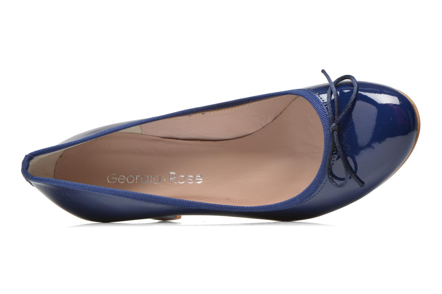 Pumps Georgia Rose Baby Baby Blauw links