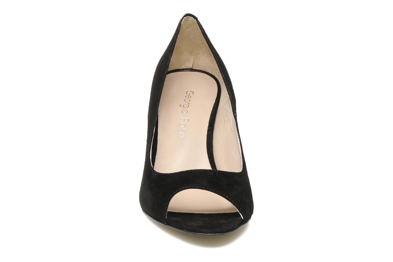 Escarpins Georgia Rose Bambou Noir vue portées chaussures