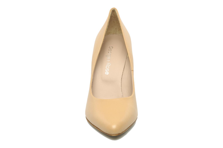 Escarpins Georgia Rose Bamby Beige vue portées chaussures
