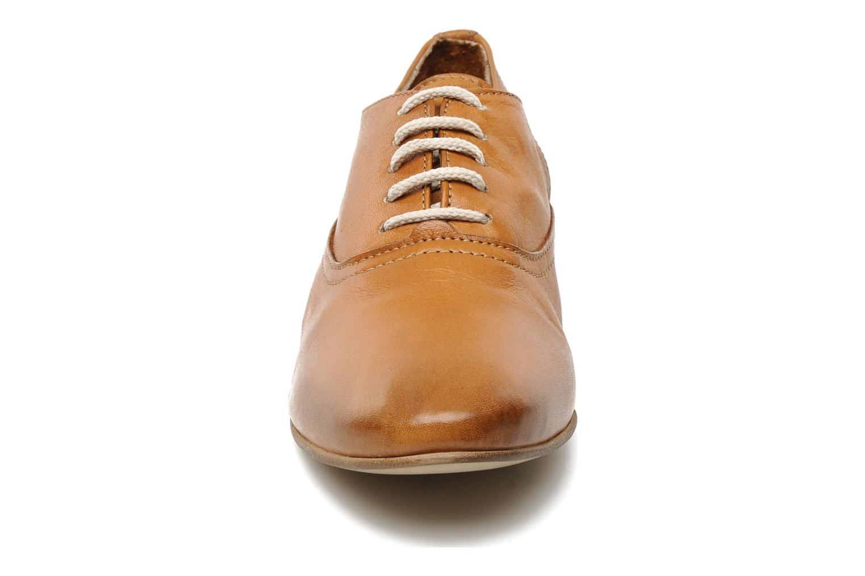 Chaussures à lacets Georgia Rose Lalla Marron vue portées chaussures