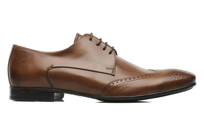 Zapatos con cordones Marvin&Co Thika Marrón vistra trasera