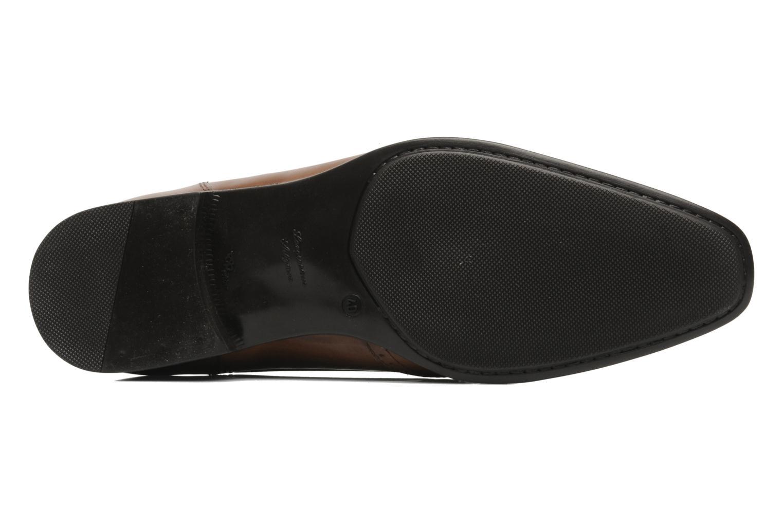 Zapatos con cordones Marvin&Co Thika Marrón vista de arriba