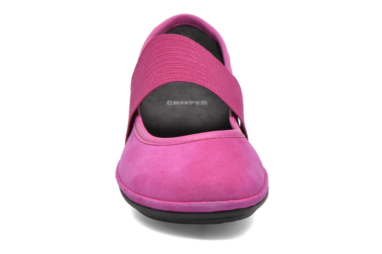 Ballerines Camper Right Nina 21595 Violet vue portées chaussures