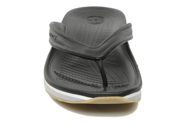 Slippers Crocs Crocs Retro Flip-Flop Zwart model