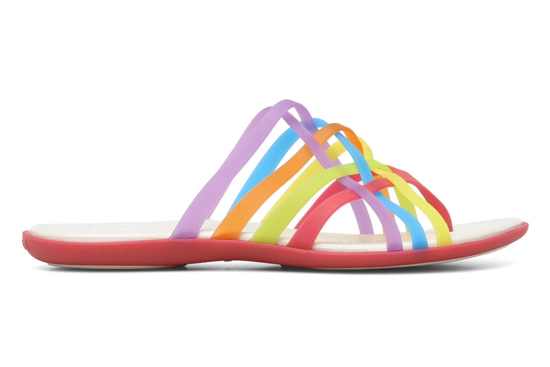 Mules et sabots Crocs Huarache Flip Flop Women Multicolore vue derrière