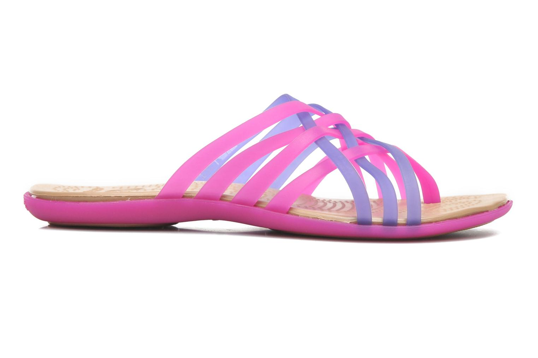 Wedges Crocs Huarache Flip Flop Women Paars achterkant