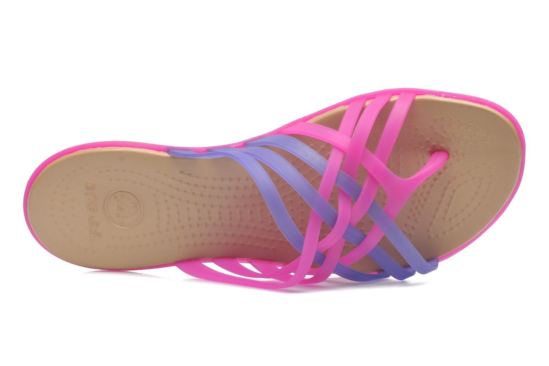 Huarache Flip Flop Women Vibrant Violet/Ultraviolet