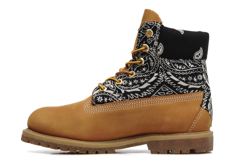 Stiefeletten & Boots Timberland 6in Nadège Winter mehrfarbig ansicht von vorne