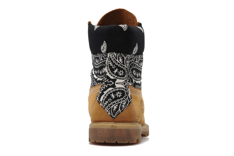 Stiefeletten & Boots Timberland 6in Nadège Winter mehrfarbig ansicht von rechts
