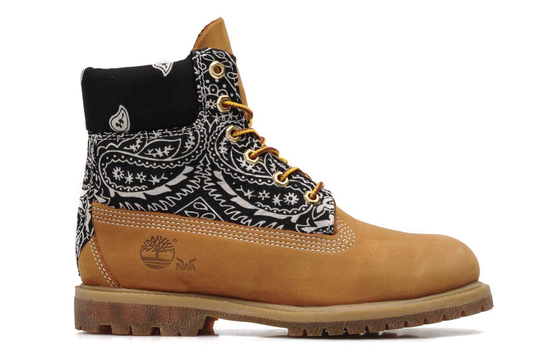Stiefeletten & Boots Timberland 6in Nadège Winter mehrfarbig ansicht von hinten
