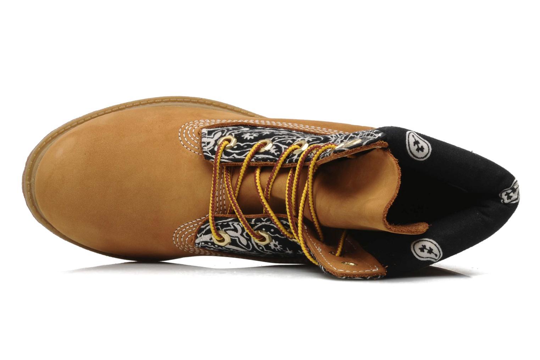 Stiefeletten & Boots Timberland 6in Nadège Winter mehrfarbig ansicht von links