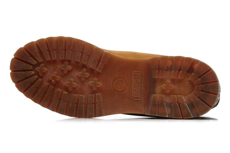 Stiefeletten & Boots Timberland 6in Nadège Winter mehrfarbig ansicht von oben