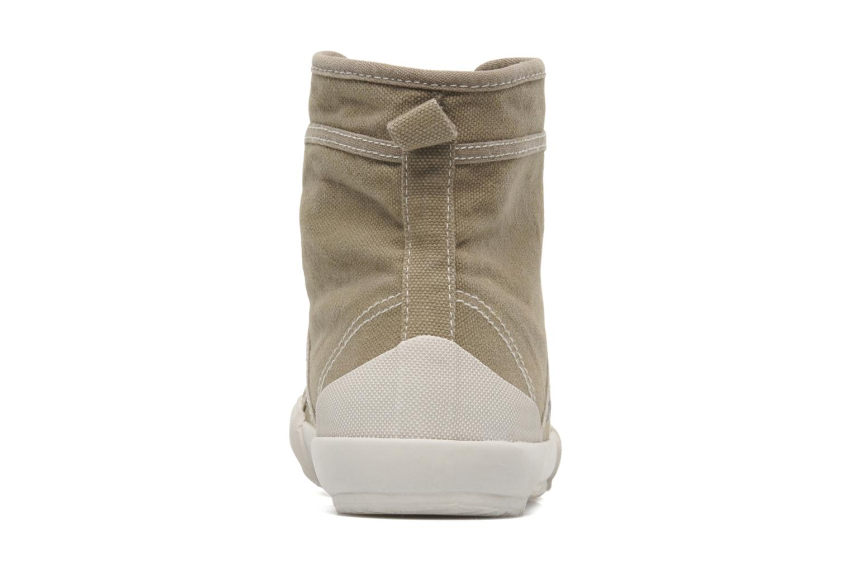 Sneakers TBS Obelia Groen rechts
