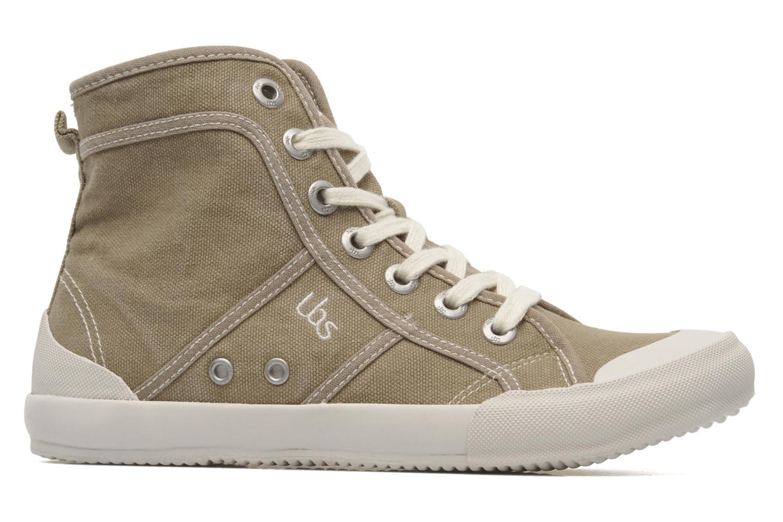 Sneakers TBS Obelia Groen achterkant