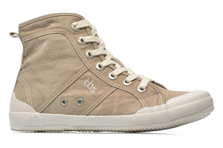 Sneakers TBS Obelia Beige immagine posteriore