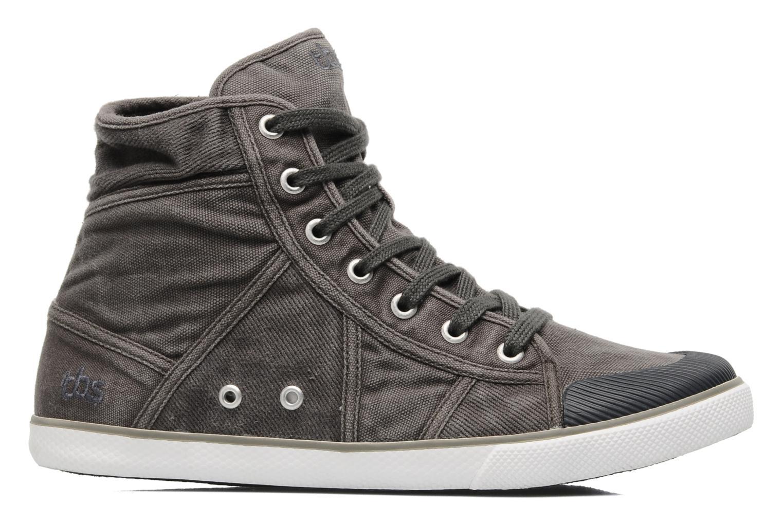 Sneaker TBS Veluta grau ansicht von hinten