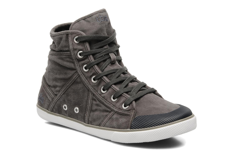 Sneaker TBS Veluta grau detaillierte ansicht/modell