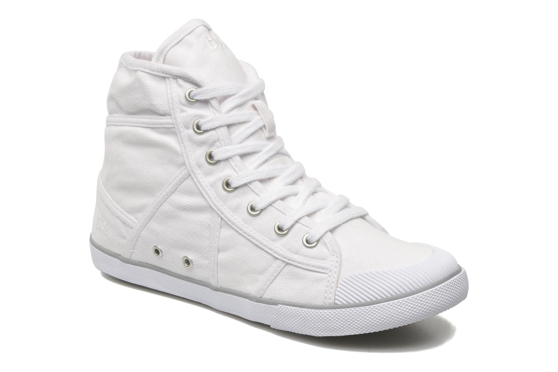 Sneakers TBS Veluta Wit detail