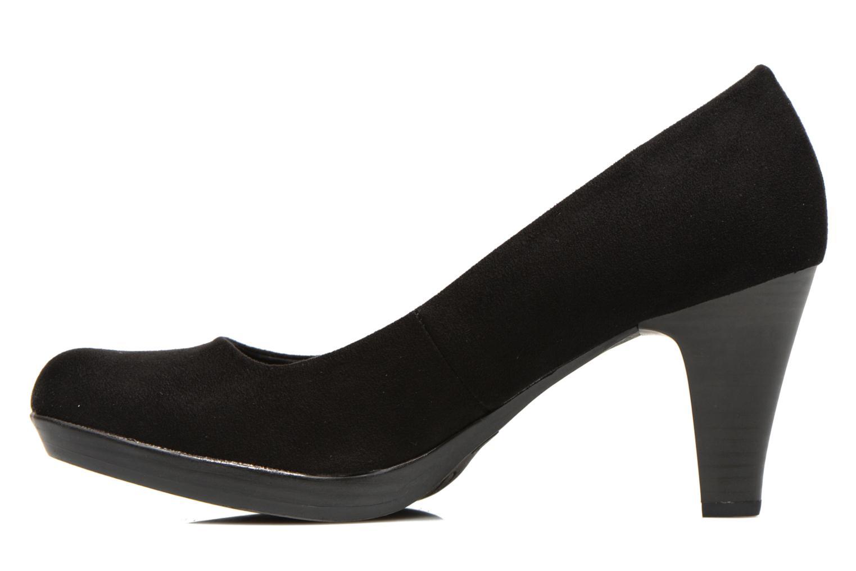 Zapatos de tacón Marco Tozzi Soe Negro vista de frente
