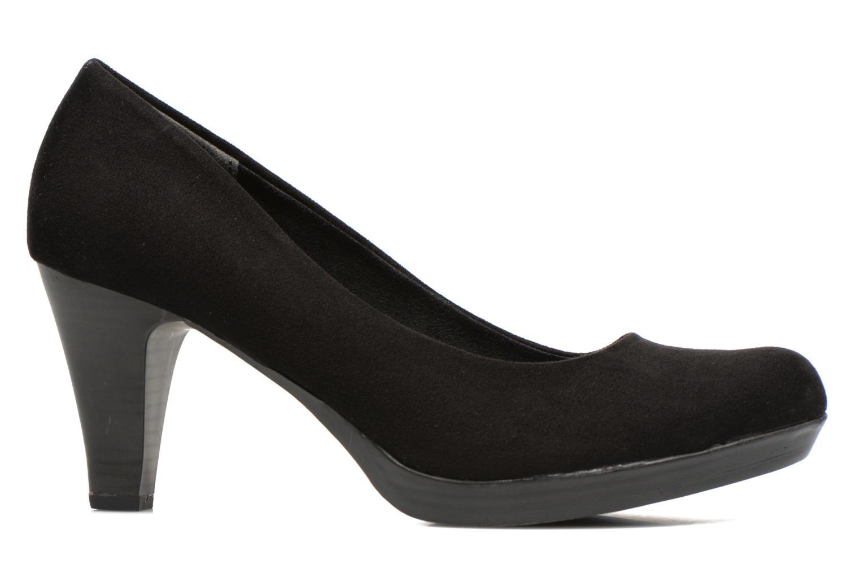 Zapatos de tacón Marco Tozzi Soe Negro vistra trasera