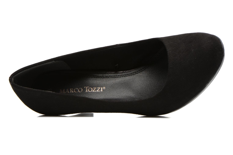 Zapatos de tacón Marco Tozzi Soe Negro vista lateral izquierda
