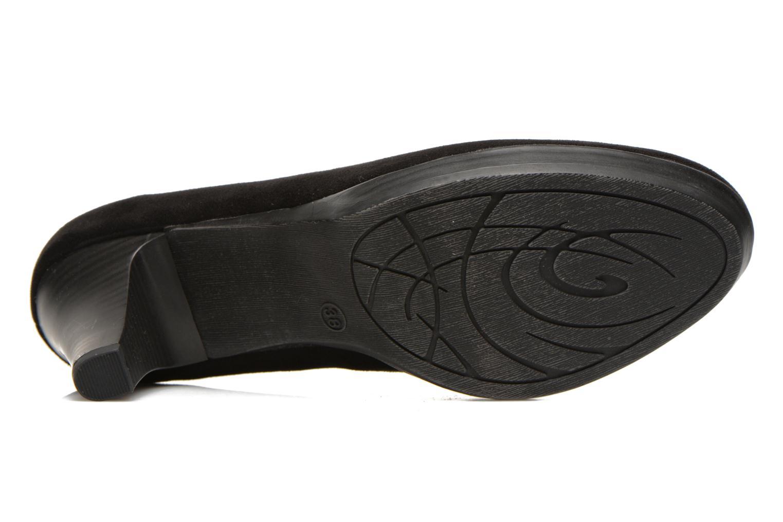 Zapatos de tacón Marco Tozzi Soe Negro vista de arriba