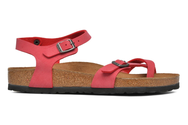 Taormina W Nubuck Brushed Crimson