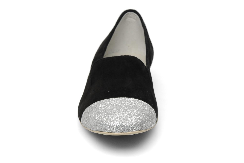 Mocassins Georgia Rose Tabogon Noir vue portées chaussures